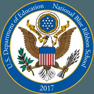 2017 US Department of Ed Blue Ribbon School Award